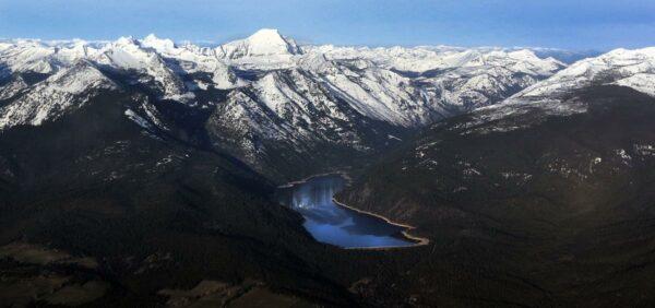 lake como hike montana
