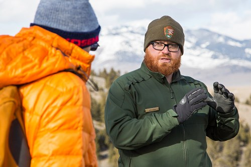 park ranger advice