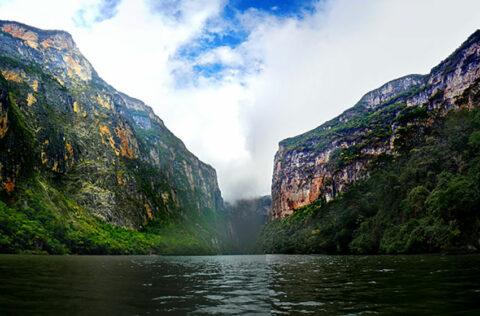 sumidero national park mexico
