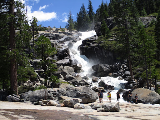 bassi falls hike