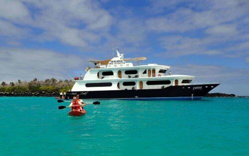 galapagos sleeper boats