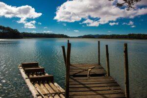 Lagunas de montebello national park, san cristóbal de las casas