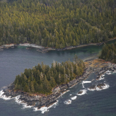 Visiting Tongass National Forest